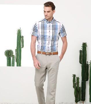 富绅男装品牌:人手一件的男士必备商务装