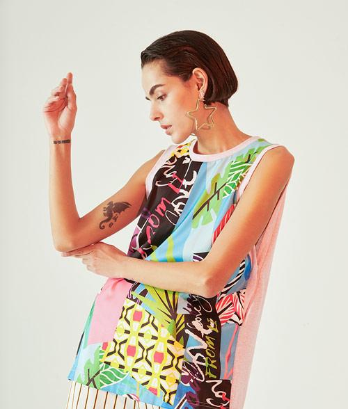 Kerr&Kroes女装品牌 夏日自然是要穿的靓丽万分啦