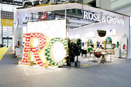 时尚深圳展圆满落幕 收获颇多的ROSE&CROWN澳之冠品牌