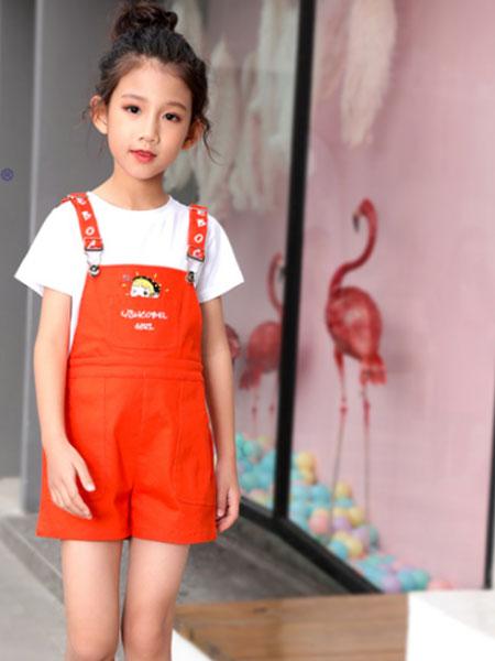 快乐精灵 引领童装时尚潮流的走向