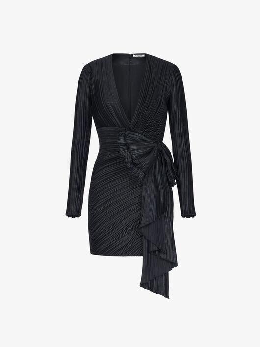 纪梵希时装品牌 优雅的蝴蝶结连衣裙新款上市