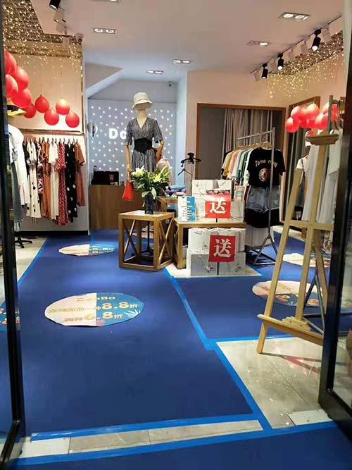 七月喜讯!热烈祝贺DooBo女装渑池文化街盛大开业