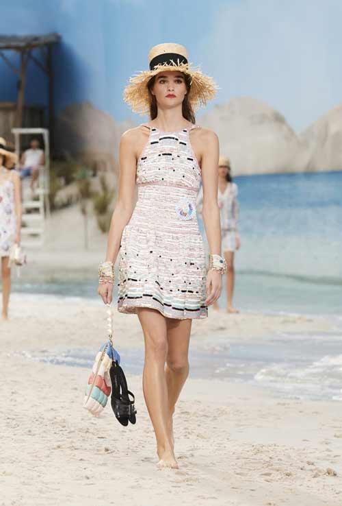香奈儿Chanel奢饰品品牌 设计大师为你搭配一套服饰