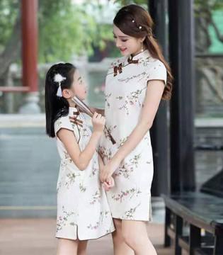 龙子印 倾心打造不一样的中国风亲子装