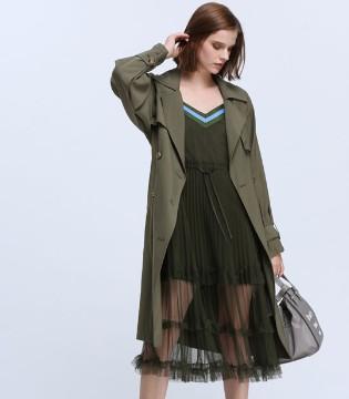 夺宝奇兵女装品牌:精致又优雅的打扮才能魅力无限