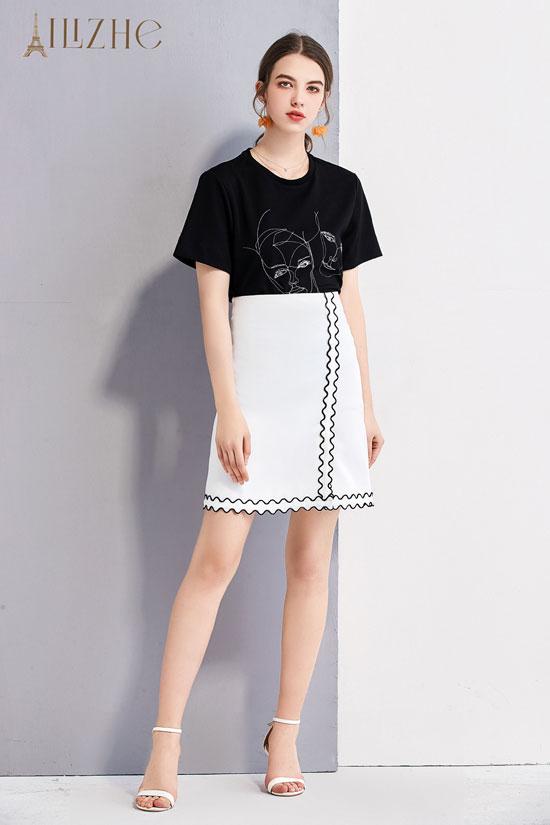 艾��哲女�b品牌:穿出特色�L格 完善��雅�赓|