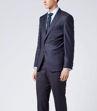 HUGO BOSS雨果博斯奢饰品品牌 找到合适了西装了吗?