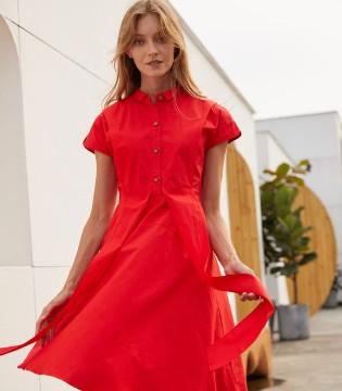 衣艾EI女装品牌 天然的气质胜过任何的美