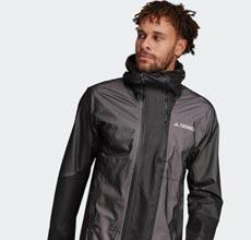 阿迪�_斯Adidas品牌 WP PKNIT JKT户外夹克新品上市