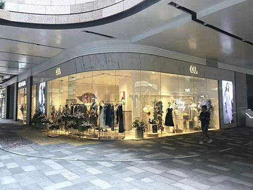 热烈祝贺欧点女装在深圳龙华壹方天地盛大开业