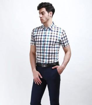 萨卡罗S.ALCAR男装品牌 商务与时尚的结合