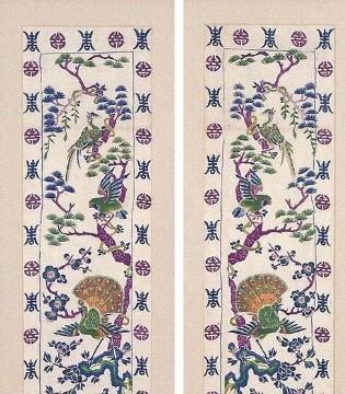 华夏纺织文明故事(35)线迹成章——蜀绣