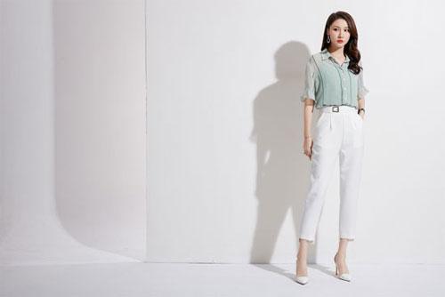 爱依莲女装品牌教你这个夏天该如何穿搭