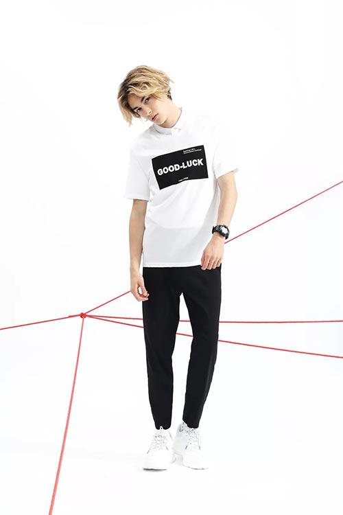 Saslax莎斯莱思经典POLO衫,穿上你就知道有多时髦了!