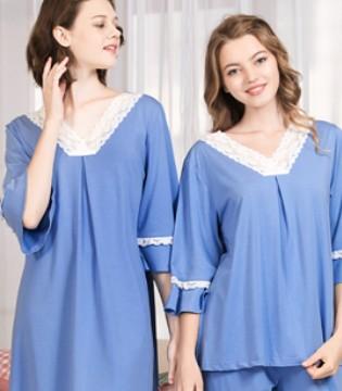 即使是睡衣也要保持优雅 欧林雅睡衣为美梦保鲜
