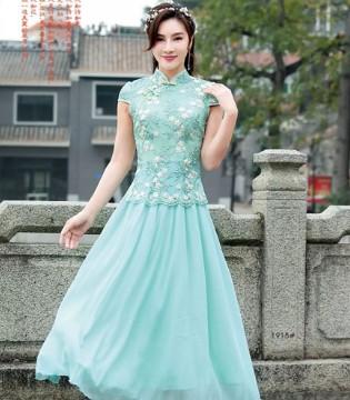 唐雅阁品牌女装 将时尚与传统美传承