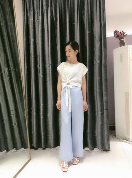 跟随ECA女装 打造OL风时尚都市女郎