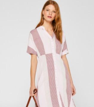 想要时尚而又不麻烦的穿搭 来一件ESPRIT品牌服装!