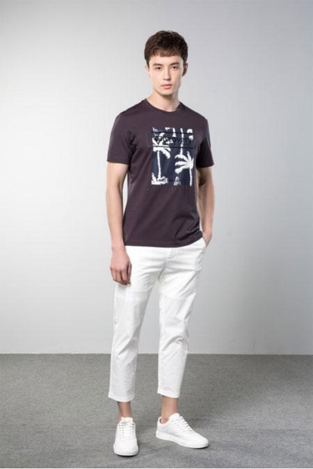 袋鼠男装夏季最新时尚混搭新鲜出炉