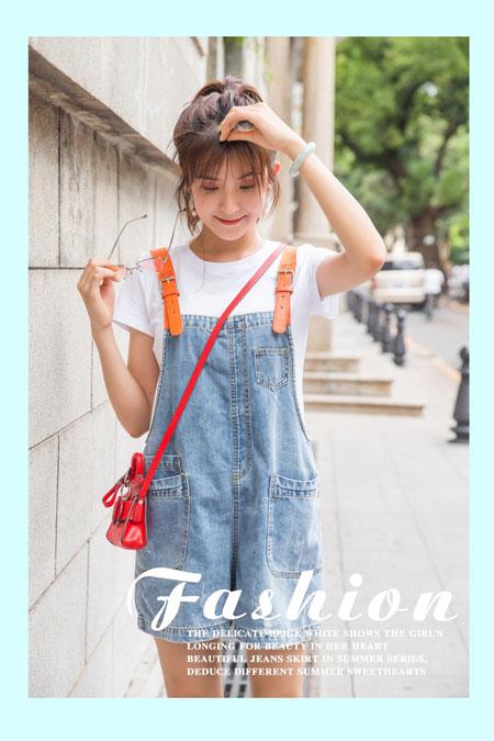 Shunvfang   盛夏时光  冻龄少女活力穿搭