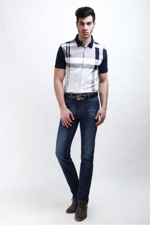 萨卡罗S.ALCAR品牌男装引领男装新风尚