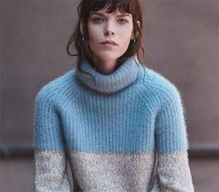 红衣坊秋冬针织单品趋势  揭秘时尚毛衫的新方向