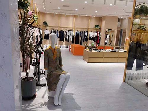 恭祝芝仪女装再一次迎来新店开业 祝贺惠州店开业大吉