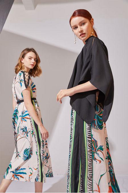 真斯贝尔女装 带来夏季女装多种可能