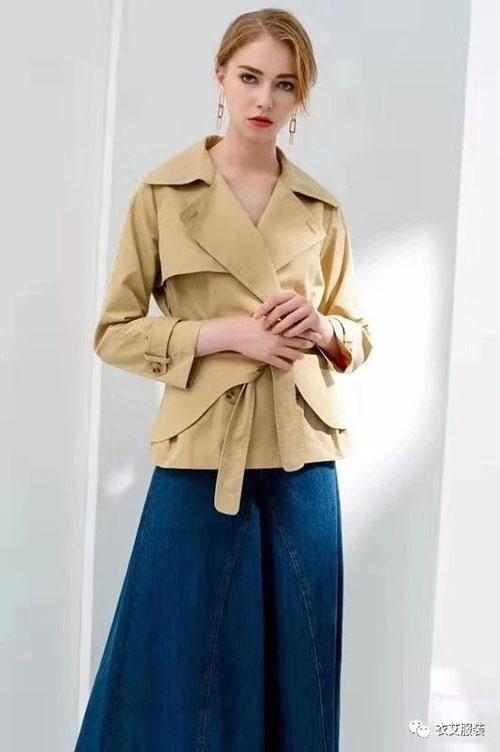 """""""Ei.衣艾""""穿越夏季炎日 先一步体验秋季时尚穿搭"""