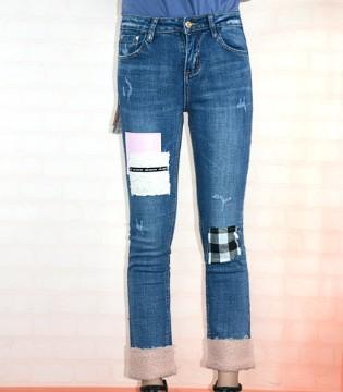 牛仔裤重回热潮 美酷思引领时尚牛仔裤