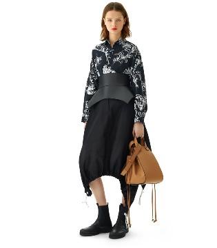 时尚穿搭看向大牌 Loewe为你带来这款时尚穿搭