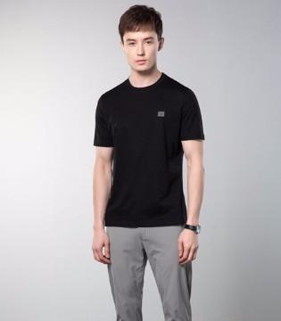 DaiShu袋鼠夏季新品 阳光清新短袖T恤