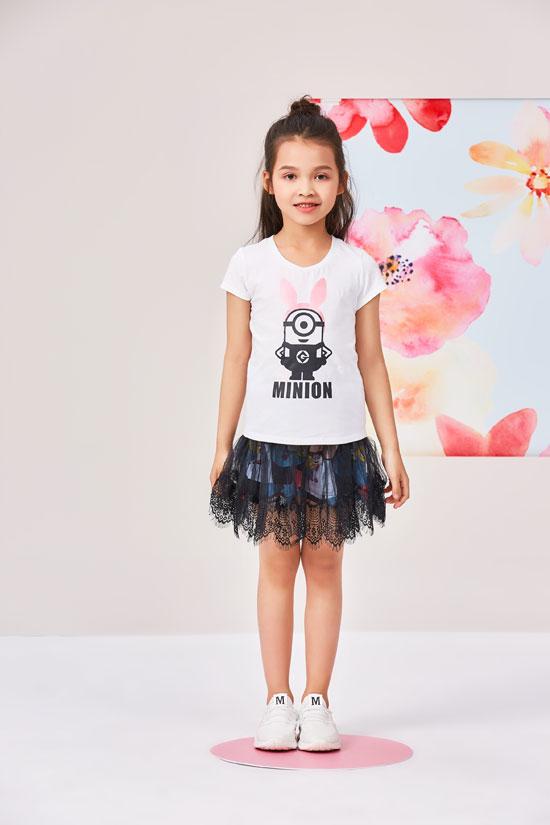 服装也能带来快乐 一起欣赏小猪班纳童装吧!