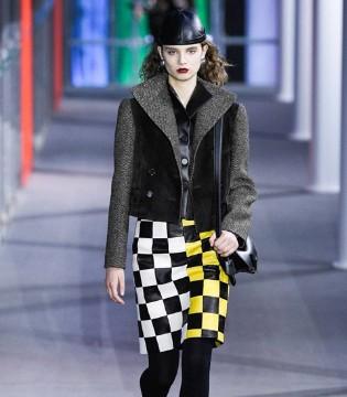 Louis Vuitton2019秋冬时装秀 这就是优雅知性美