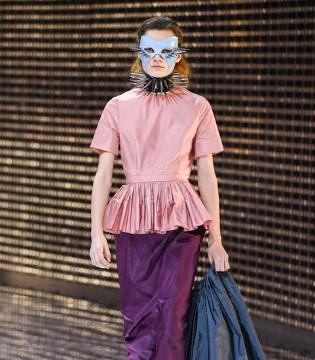 Gucci2019秋冬时装秀 这是一场非凡的时尚盛宴