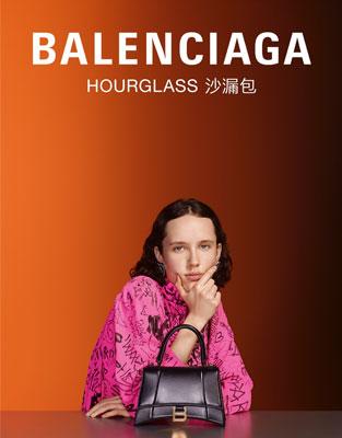 Balenciaga 冬季19三款主打包袋大片