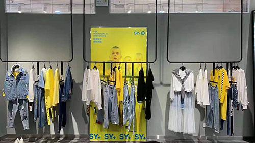 热烈祝贺SY+品牌女装新店开业迎来佳绩!