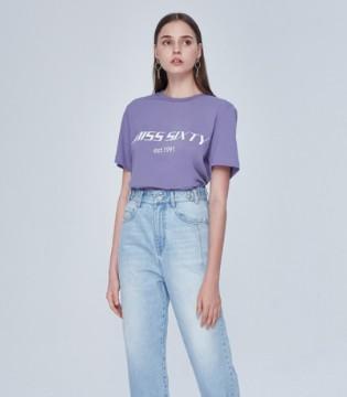 迪丽热巴同款牛仔裤 尽在MISSSIXTY品牌