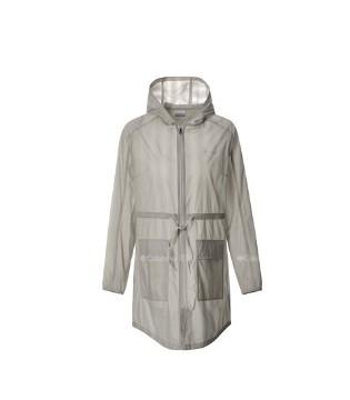 秋季即将到来是时候选择一款皮肤衣 哥伦比亚清爽风衣