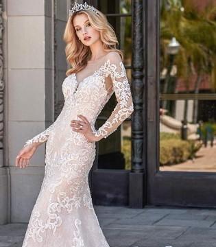 Val Stefani春季2020婚纱礼服 见证一个浪漫婚礼开始