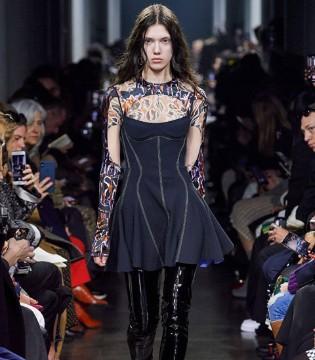 Thierry Mugler2019秋冬时装秀 为你诠释秋季的时尚