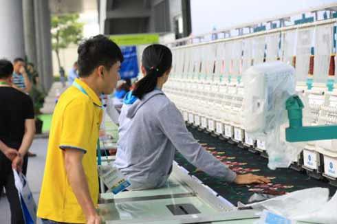 2020柯桥纺织工业展全新打造刺绣及缝制设备专区!