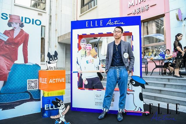 ELLE Active潘丽敏:引领潮流运动