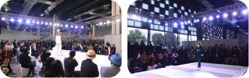 上海国际帽子围巾手套展暨流行服饰展