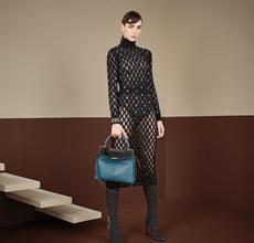 秋季来一款高贵的连衣裙 打造气质非凡的女性