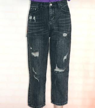 令人爱不释手的牛仔裤 美酷思致富新思路