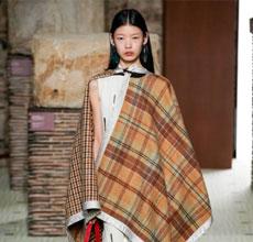 Lanvin女装演绎今个秋冬时装的别样魅惑之力
