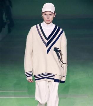 男士秋冬季可以怎么穿? LACOSTE打造时尚又休闲的造型