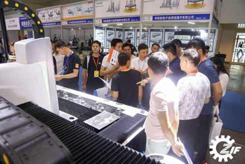 2020郑州工博会  构建核心价值平台  延伸客户价值链