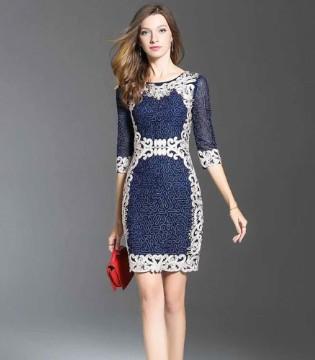 秋冬季节 东方贵族带你领略旗袍神秘之美